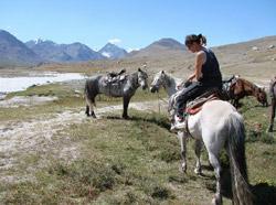 Монголия. Массив пять священных гор