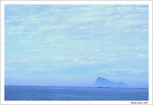 Остров в Норвежском море