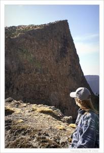 Горы Семиен