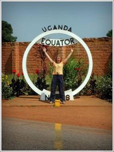 Уганда. Экватор