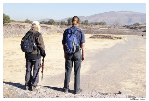 Теотиуакан. Дорога мертвых