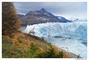 Ледник Перито-Морено. Патагония, Аргентина
