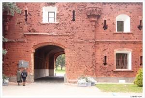 Белоруссия. Брест. Брестская крепость