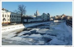 Зимняя Москва 1