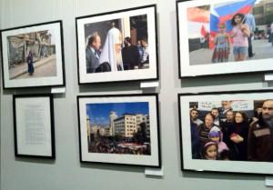 Сирия. Выставка Анхар Кочневой