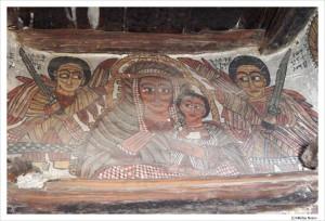 Эфиопия. Скальные монастыри Тигре