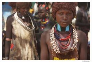 Южная Эфиопия. Хамер