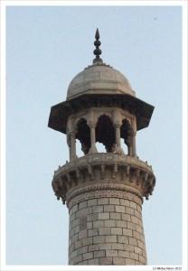 Тадж-Махал. Башня минарета
