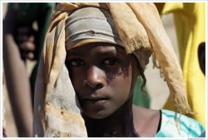 Озеро Чад. Дети рыбаков