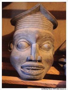 Камерун. Королевство Оку.