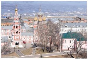 Нижний Новгород. Набережная Оки