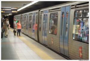 Лиссабон, Португалия,метро