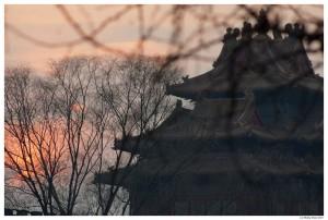 Китай. Пекин. Запретный город