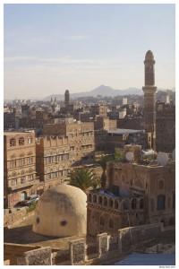 Йемен. Сана.