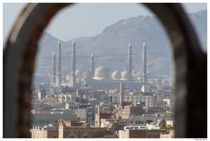 Йемен. Сана