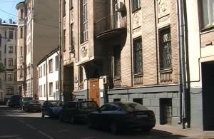 Малый Могильцевский переулок, дом 4А.