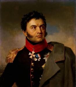 Николай Николаевич Раевский - герой войны 1812 года