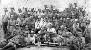 Сводный отряд по борьбе с басмачеством. Туркестан. 1921-24 г
