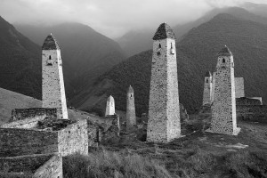 Вайнахские башни в Чечне