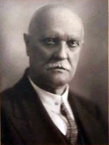 Профессор Константин Пантелеймонович Диаконенко, фото 1928 г.