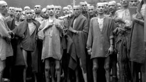 Советские военнопленные в австрийском концлагере Маутхаузен