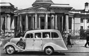 Институт Склифасовского 1937 г.
