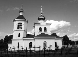 Кузьминское. Иоанно-Предтеченская церковь
