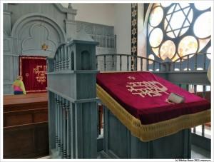 Калининград. В синагоге