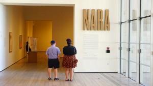 В музее LACMA