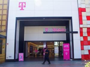Офис T-Mobile